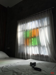 Kasur nyaman dengan lighting sempura