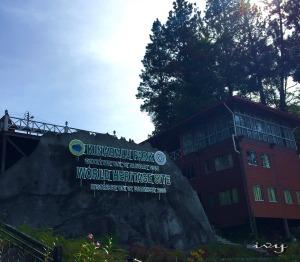 Pintu Masuk Kinabalu Park, world Herritage