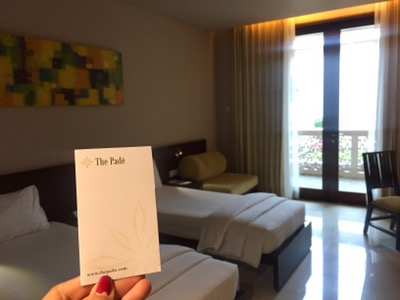 Sleep In The Pade Hotel Banda Aceh Its Me And A Big World